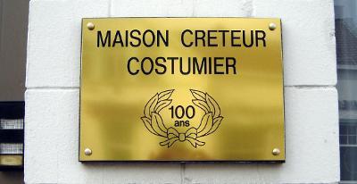 Logo de Maison Creteur Costumier